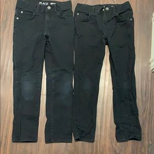 Boys skinny jeans size 7